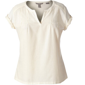 Royal Robbins Cool Mesh Eco S/S Shirt Women Creme